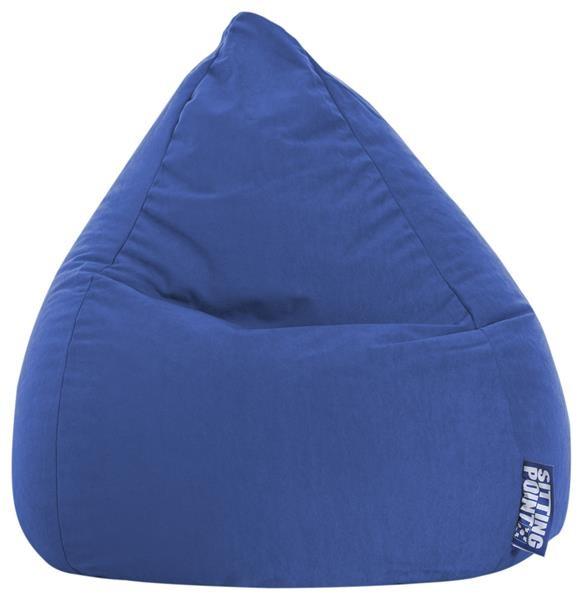 Sitzsack New York XL dunkelblau