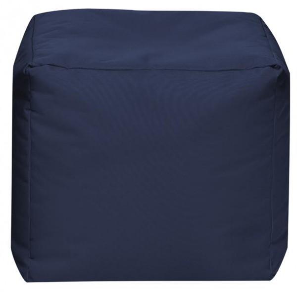 Sitzsack Cube Sunny jeansblau