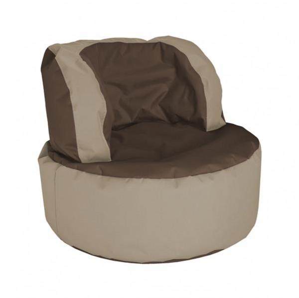 Sitzsack Chill and Seat braun