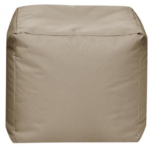 Sitzsack Cube Sunny khaki
