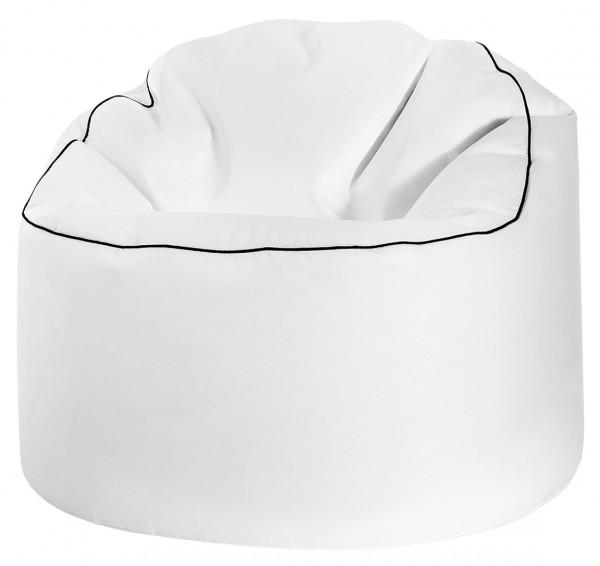 Sitzsack Amsterdam Weiß