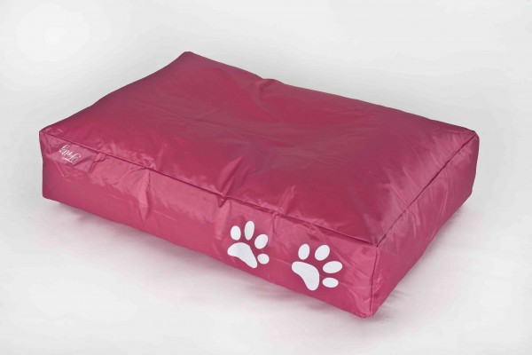Fritz-Sitzsack Dog Bed pink