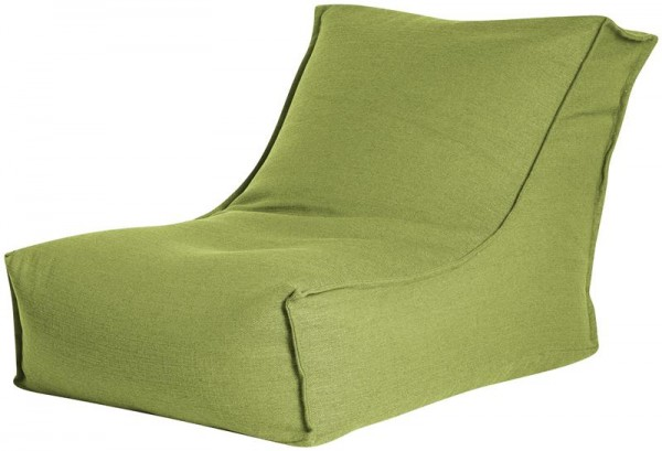 Sitzsack Jazzy grün