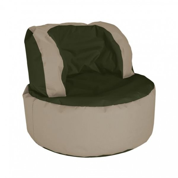 Sitzsack Chill and Seat oliv