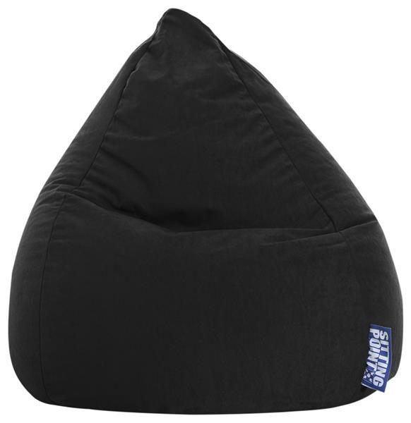 Sitzsack New York XL schwarz