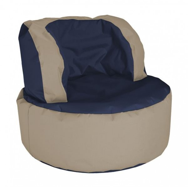 Sitzsack Chill and Seat jeansblau