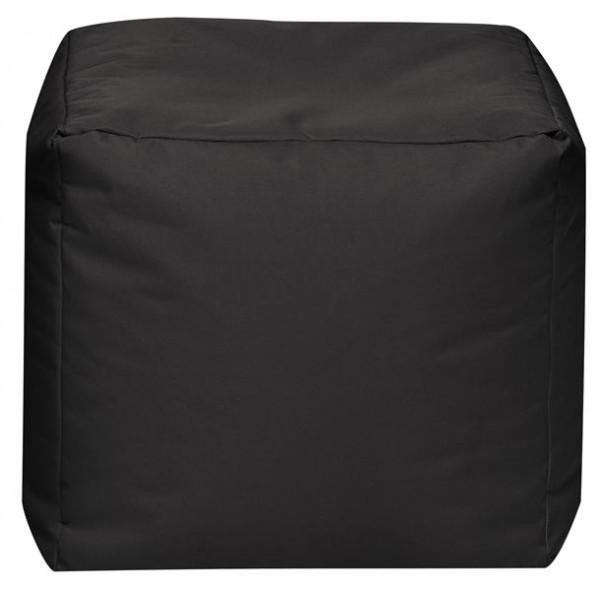 Sitzsack Cube Sunny schwarz
