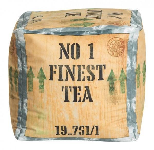 Sitzsack Cube TEA beige
