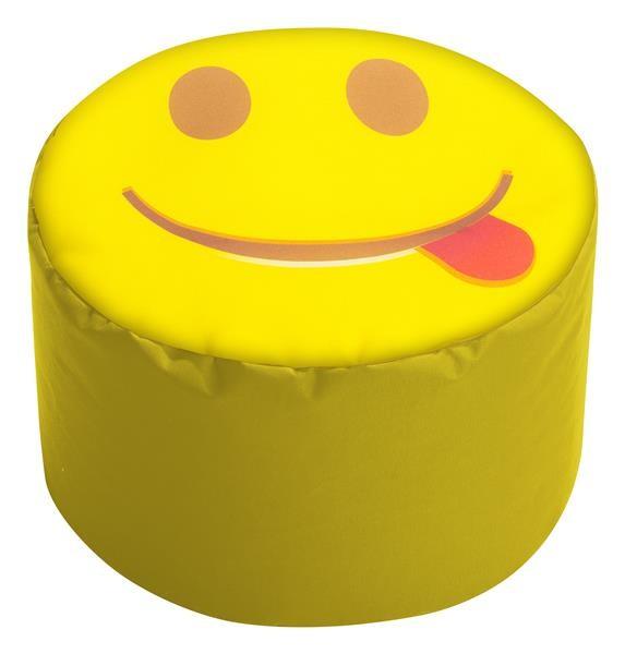 Sitzsack Punkt SMILE Zunge