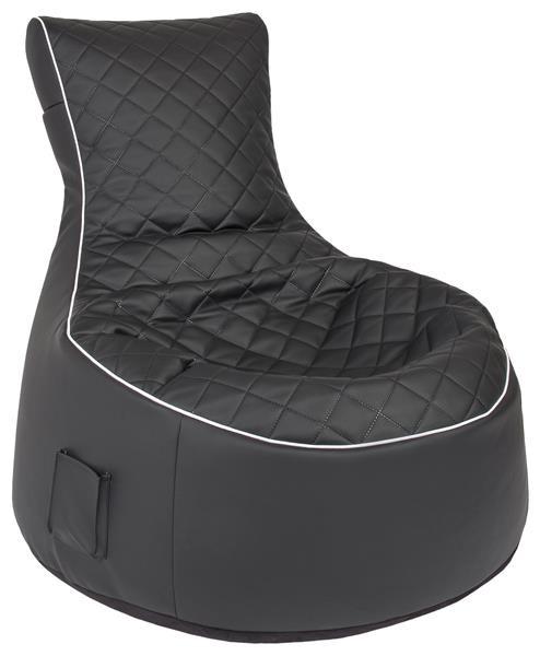 Sitzsack Easy schwarz