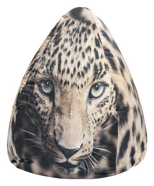 Sitzsack XL Leopard