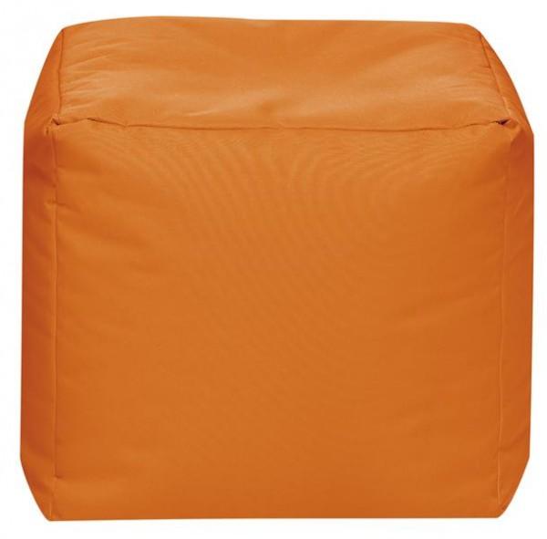 Sitzsack Cube Sunny orange