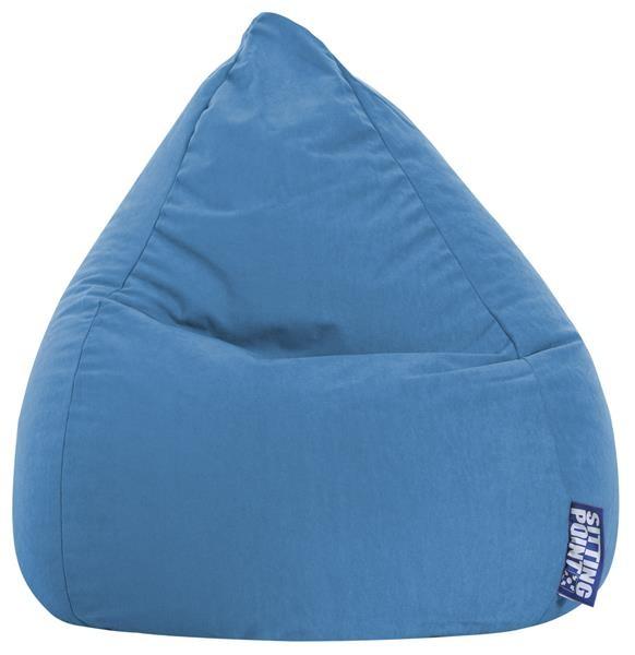 Sitzsack New York L blau