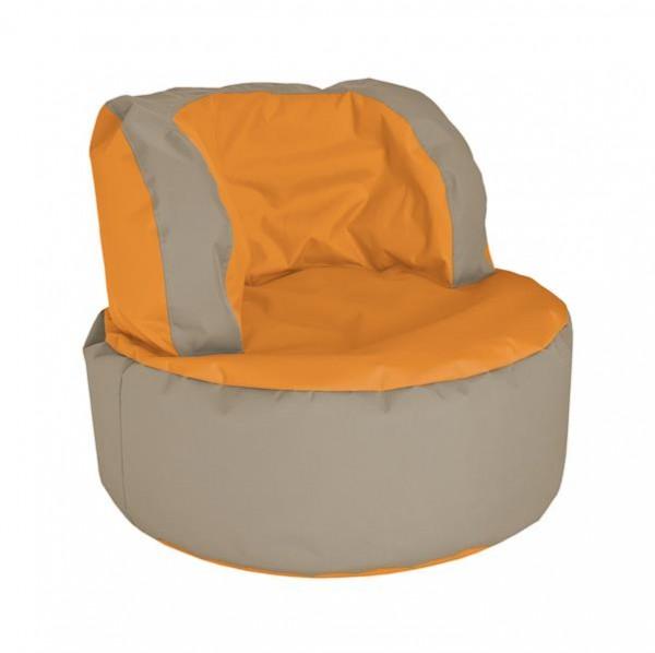 Sitzsack Chill and Seat orange