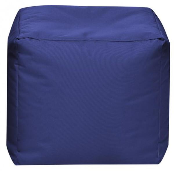 Sitzsack Cube Sunny dunkelblau