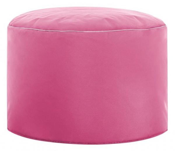 Sitzsack Sitting Young Fußablage pink