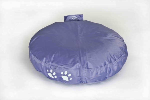 Fritz-Sitzsack Cat Bed lila