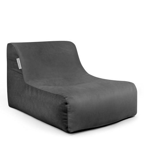 Chair in Lederoptik