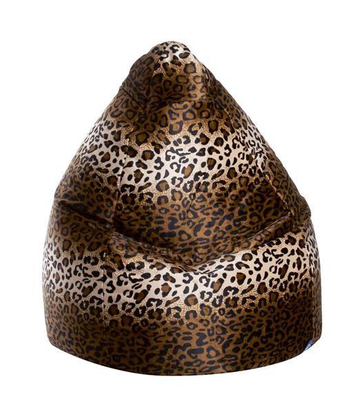 Sitzsack Afrika XXL braun (Leopard)