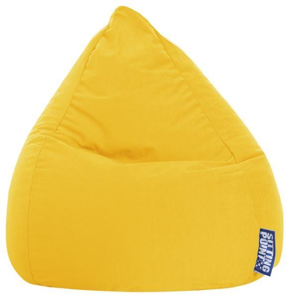 Sitzsack New York XL gelb