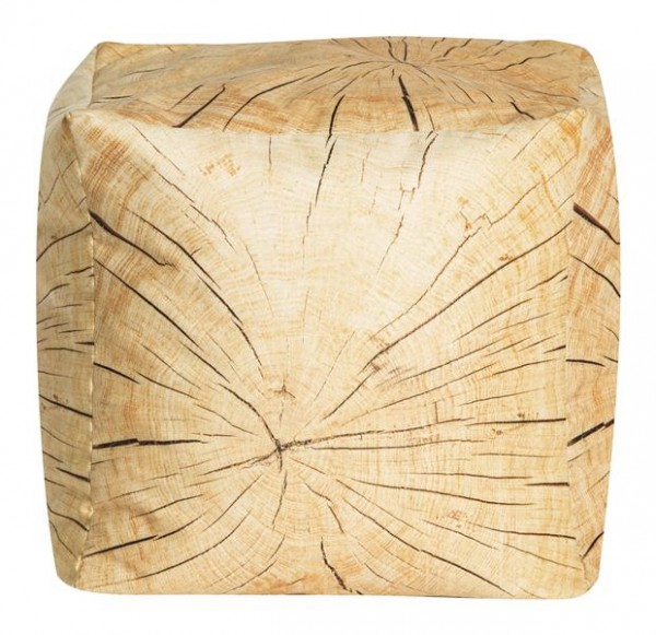 Sitzsack Cube TREE natur