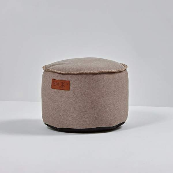 SACK it RETROit Canvas drum - Sand