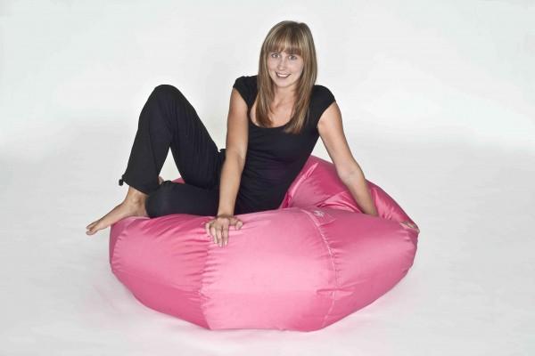 Fritz-Sitzsack Donut pink