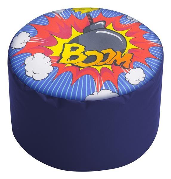Sitzsack Punkt BOOM dunkelblau