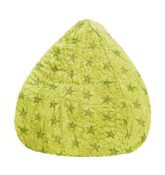 Sitzsack Flu STARS XL grün