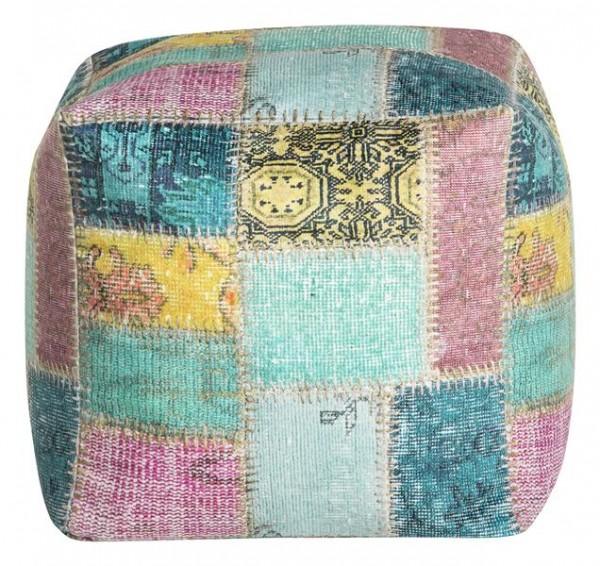 Sitzsack Cube Panalp pink